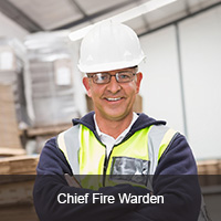 Chief fire warden