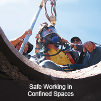 Safe working in confined spaces