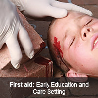 Provide first aid (includes CPR)